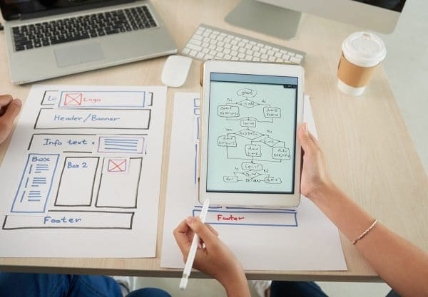 Les étapes clés dans la création de son site web